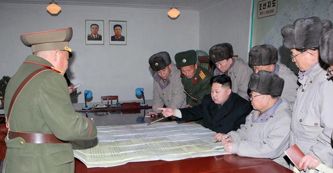 North Korea Says It Has 'Approved' Nuclear Strikes On the U.S. | TheBlaze.com