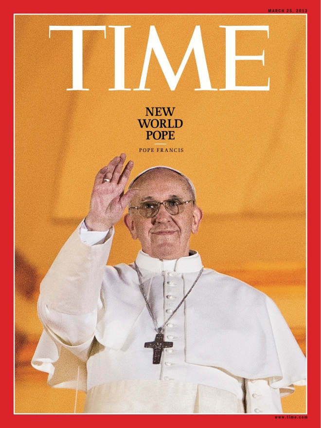 Is Pope Francis Laying The Groundwork For A One World Religion?
