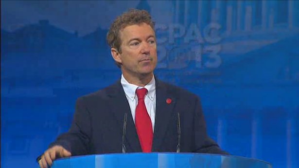 Rand Paul: UN has secret plot to 'CONFISCATE and DESTROY ALL' of America's guns | The Raw Story