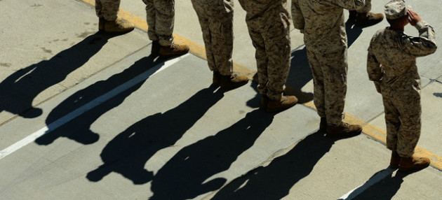 Shock report: 10,700 men raped in the US military - WatchdogWire - Florida