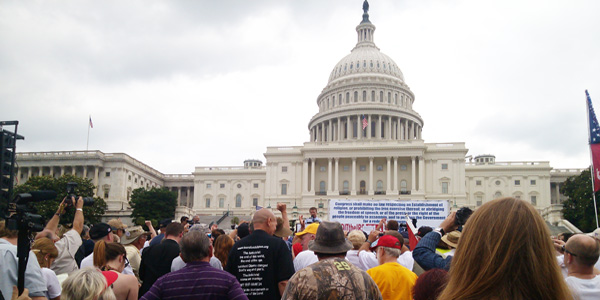 Tea party fires back, 'audits the IRS'