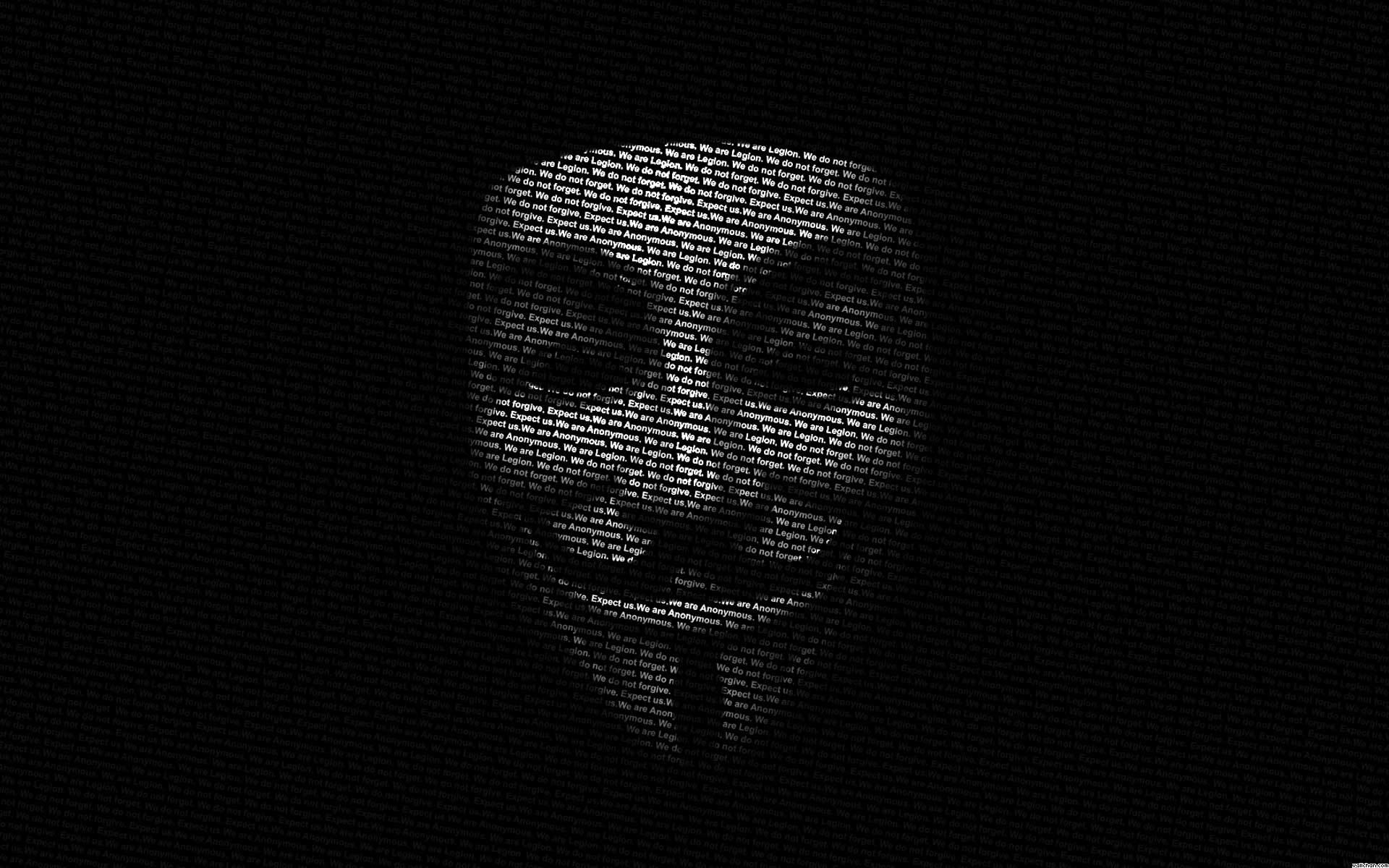 V For Vendetta Mask Wallpaper Activist Post: ...