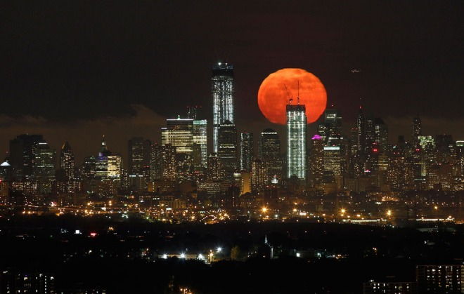 What Is A Supermoon? A Primer To The Full Moon Event Of The Year