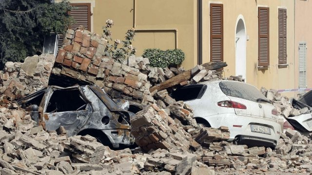 Earthquakes rock China; 54 killed, over 300 injured - The Times of India