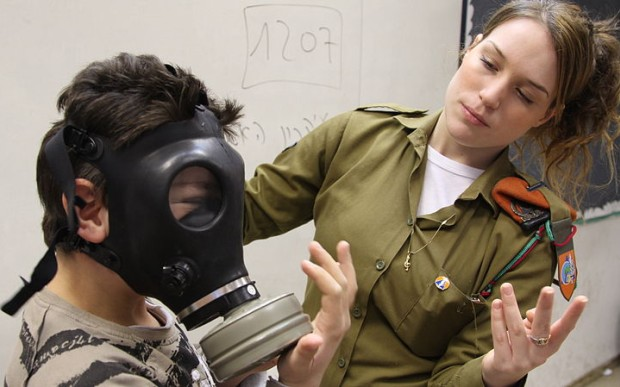 » Demand For Gas Masks in Israel Soars as Syria Attack Nears Alex Jones' Infowars: There's a war on for your mind!
