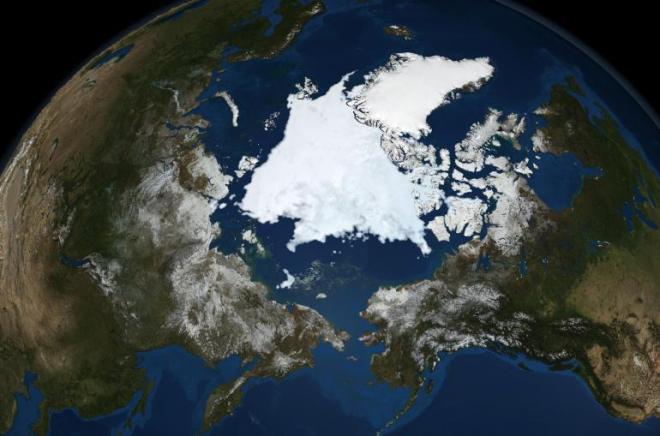 Arctic Ocean Losing Sea Ice At An Alarming Rate: NASA