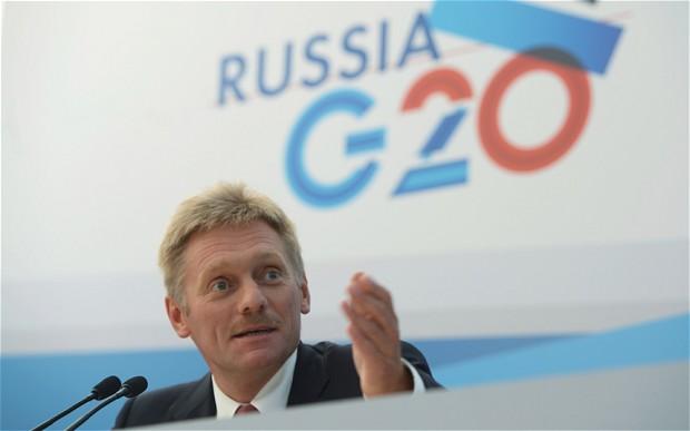 Russia mocks Britain, the little island - Telegraph