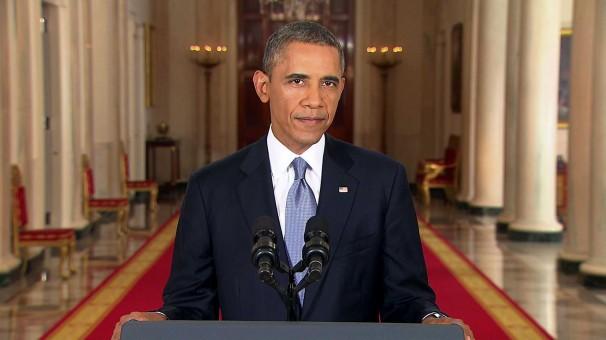 FULL TRANSCRIPT: President Obama's Sept. 10 speech on Syria - The Washington Post