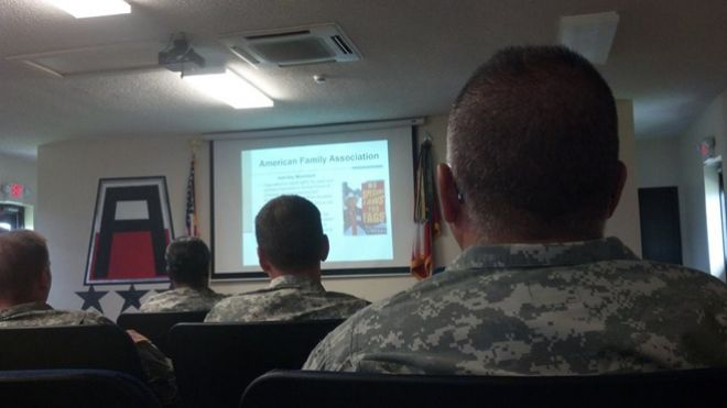 US Army defines Christian ministry as 'domestic hate group' | Fox News