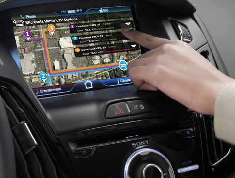Google aims to replace car dashboard buttons with Minority Report hand gestures - Telegraph