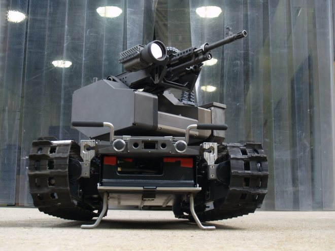 21st Century Warfare: Robots Are Replacing Human Soldiers