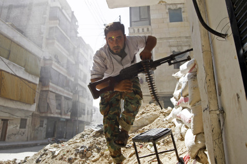 Syrian army and allies push into southern Damascus: activists | Reuters