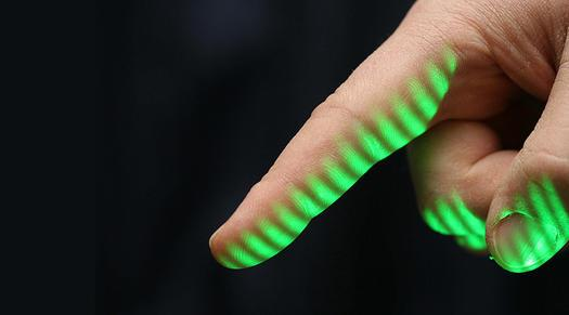 A Fingerprint Scanner That Can Capture Prints From 20 Feet Away   Popular Science