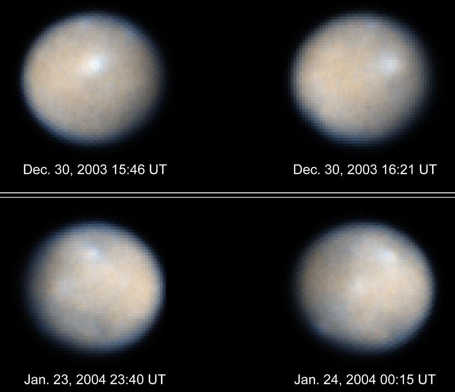 dwarf planets at night - photo #15