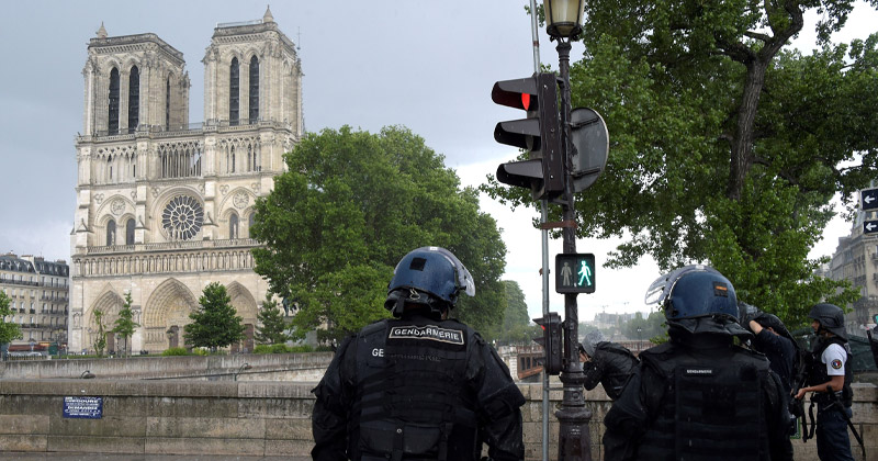 Notre Dame Terrorist Was Given an Award by the EU For Complaining About Racism Against Migrants