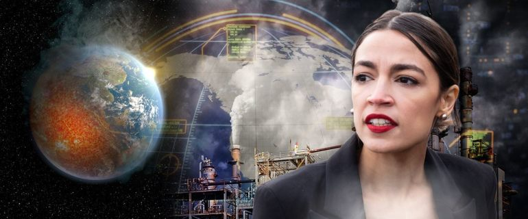 'I also fly & use A/C,' Ocasio-Cortez tweets after report alleges 'Green New Deal' hypocrisy