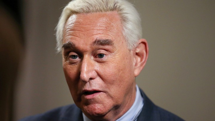 Image result for Roger Stone Says Impeach Trump, Get Ready for Civil War