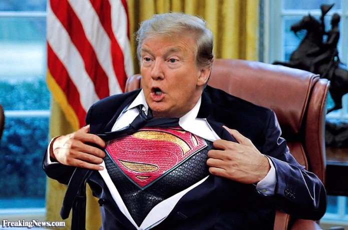 Image result for super trump