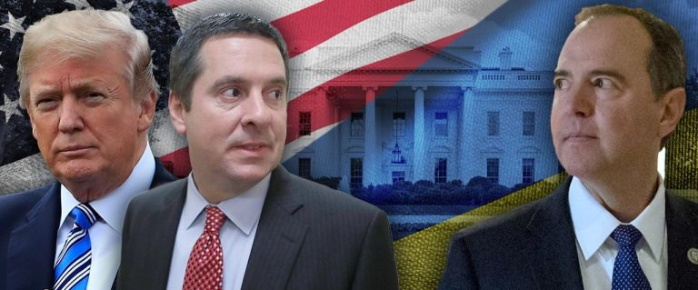 EXCLUSIVE: Nunes letter demands House Intel Committee chair testify in impeachment inquiry