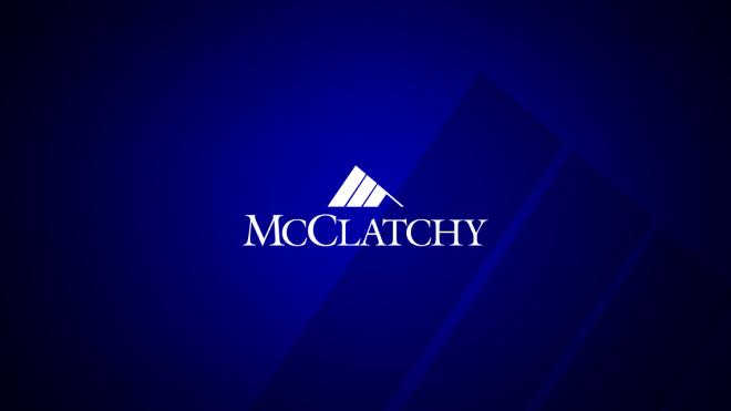 mcclatchy logo blue