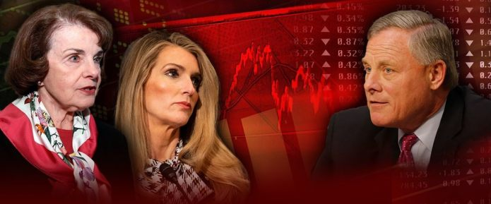 DiFi, Burr among senators who dumped millions in shares right before coronavirus mauled market