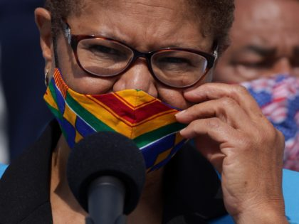 Karen Bass's Long March from Communist Fringe to Biden's VP Shortlist