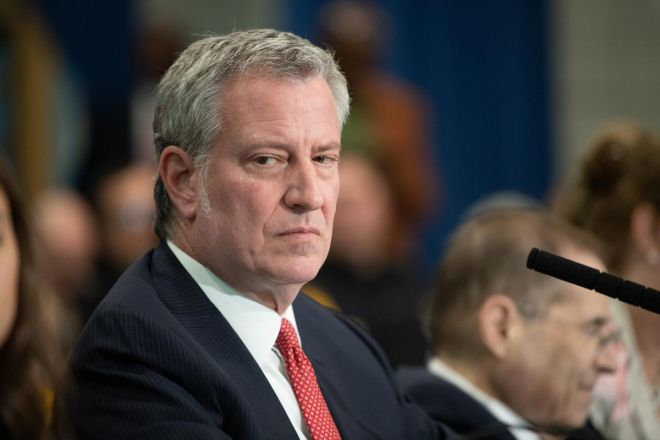 De Blasio's 'Workers' Bill of Rights' panned by small business ...