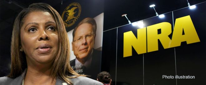 NRA issues fierce response to NY lawsuit seeking to dissolve the gun lobby group: 'premeditated attack'